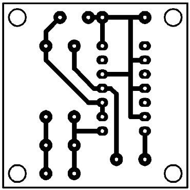 Printed-Circuit-Flip-Flop-From-Inverters
