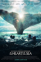 in the heart of the sea poster