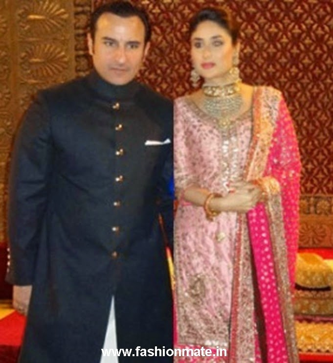 Saif Ali Khan And Kareena Kapoor Wedding Unseen Pictures ...