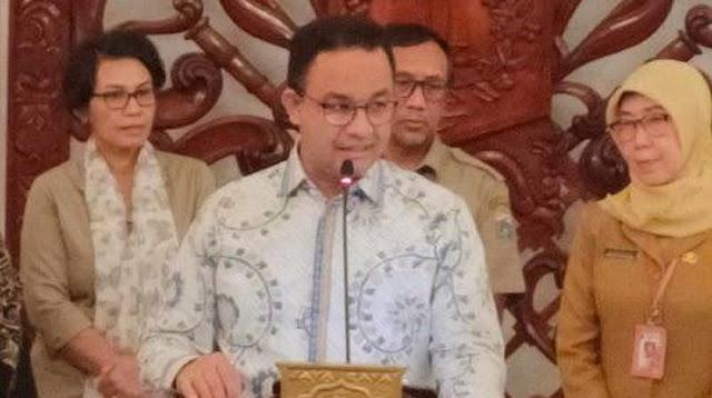 Gubernur Anies Siapkan Skenario Terburuk Potensi 6.000 Kasus Corona