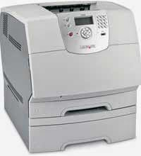 Lexmark T644 Monochrome Laser Printer