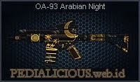 OA-93 Arabian Night