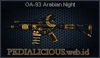 OA-93 Arabian Night
