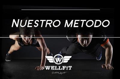 WellFit Puerto Sagunto Fitness, Gimnasio estilo americano