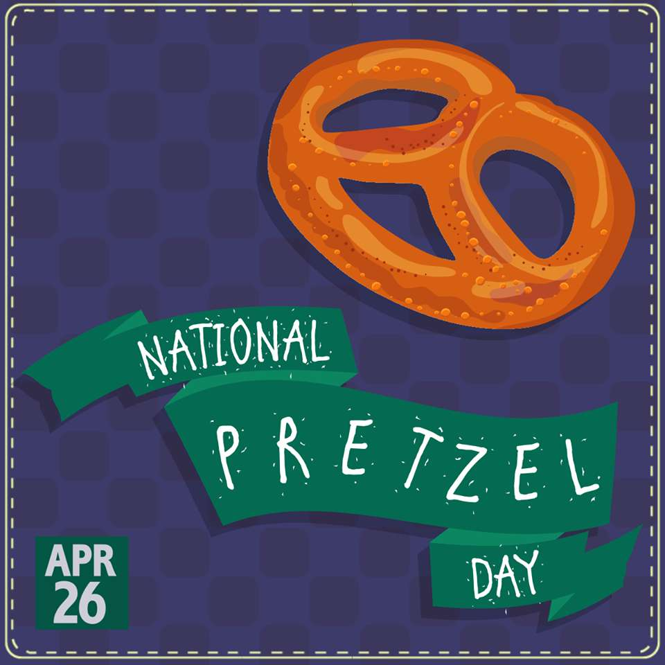 National Pretzel Day Wishes pics free download
