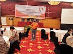 Kabid Rehab Rekon BPBD Sumbar Suryadi Eviontri, Tutup Bimtek JituPasna Angkatan VI