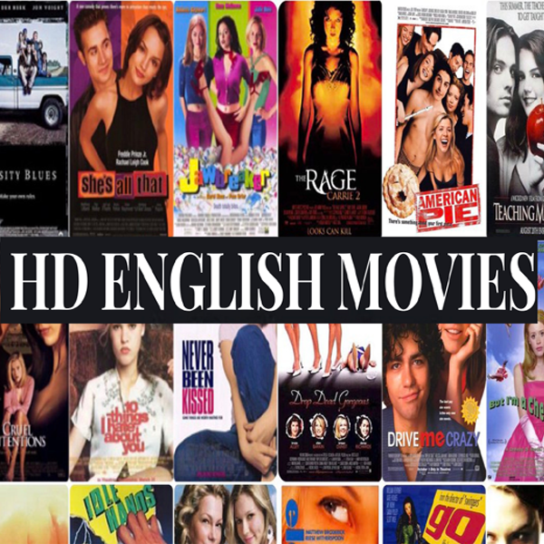Any English Movie In HD Quality