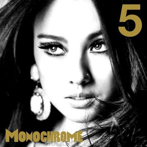 Lee Hyori – Vol. 5 MONOCHROME (FLAC + ITUNES PLUS AAC M4A)