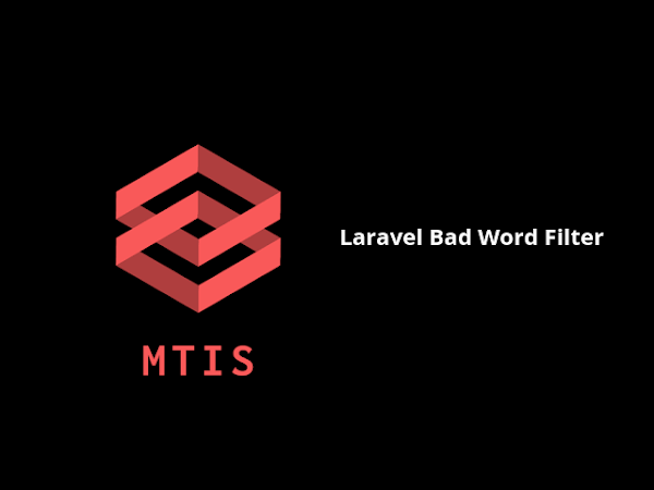 laravel bad word filter