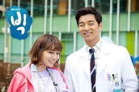 Drama korea komedi romantis hantu baca BIG