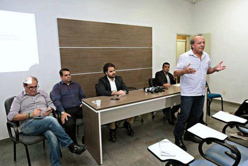 PREFEITO DE MARABÁ, TIÃO MIRANDA CONFIRMA DÍVIDA DA PREFEITURA EM MAIS DE 145 MILHÕES E PEDE AJUDA