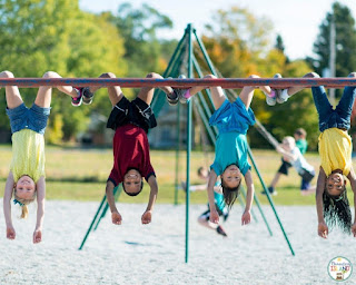 Recess rules and procedures are important to go over at the beginning of the school year.