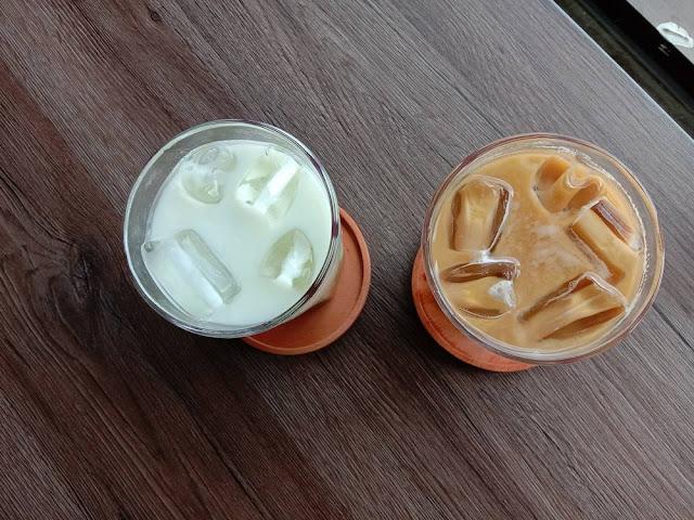 matcha ice