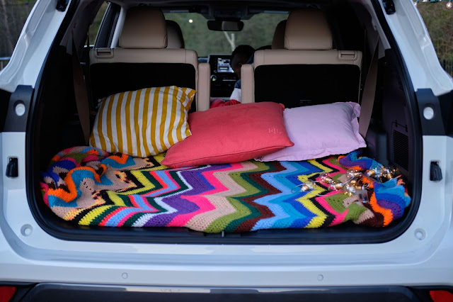 Spending Time Together with Toyota Highlander- design addict mom