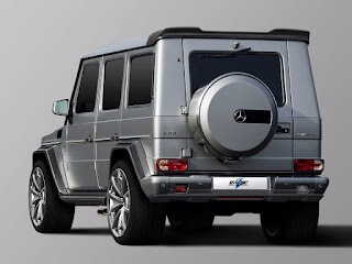 Custom Mercedes-AMG G63 sport by RevoZport