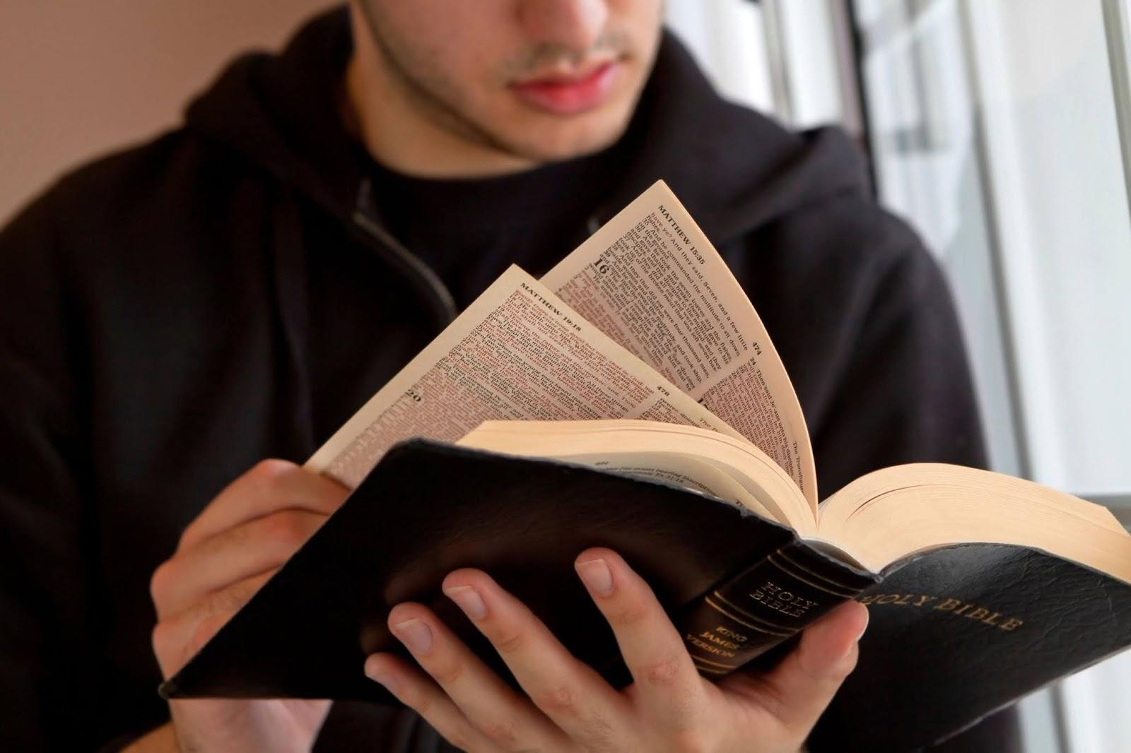 bacaan, alkitab, injil