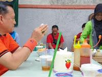 Cegah Corona, Dang Ike Ajak Masyarakat untuk Lakukan Olahraga dan Juga Minum Jamu