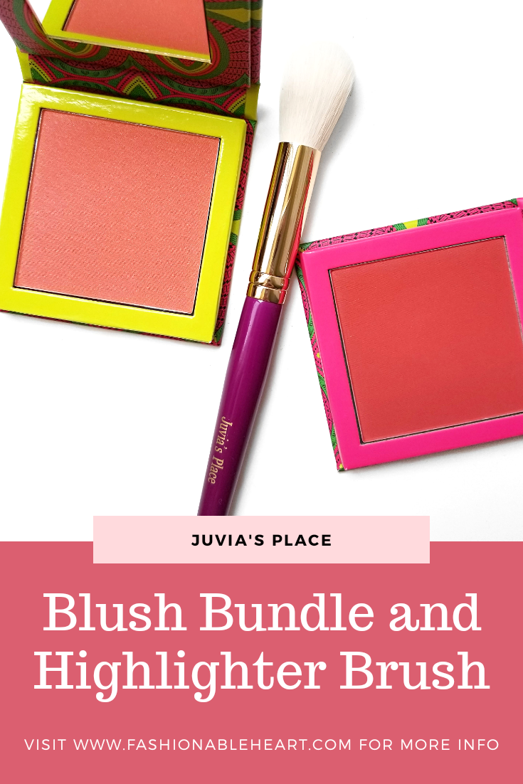 bblogger, bbloggers, bbloggersca, bbloggerca, canadian beauty bloggers, beauty blog, southern blogger, juvia's place, black business, black owned business, black beauty brand, black female owned business, female owned business, blush bundle, serafina blush, bella blush, highlighter blush, face blending brush, swatches, review