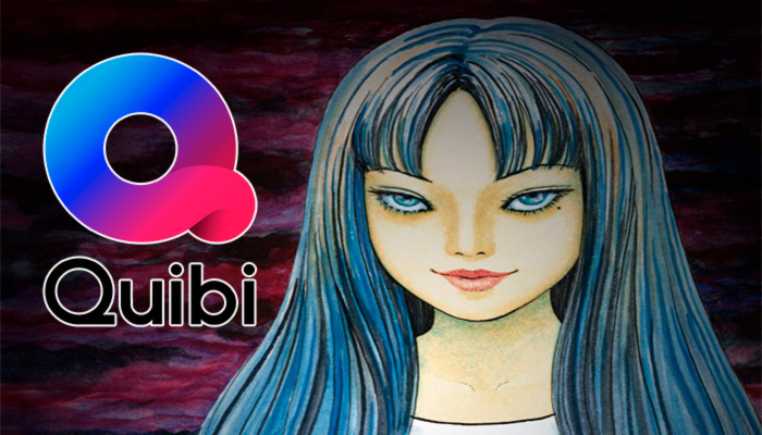 Tomie (Junji Ito) serie live-action - Quibi