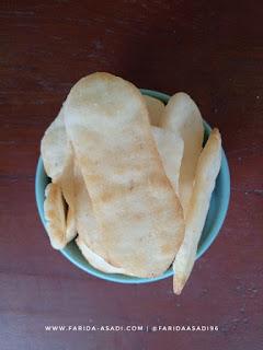 Marimas Rice Cracker BBQ