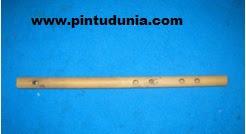 alat musik tradisional asli jambi