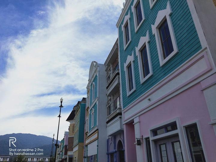 Bandar Agacia, Bandar Baharu Kampar