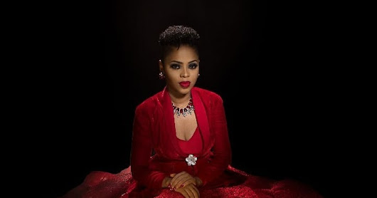 Singer Chidinma Look Gorgeous In New Red Stylist Gown #LetterToBae