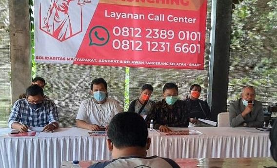 Relawan Kota Tangsel Buka Call Center Pengaduan Kecurangan Pilkada