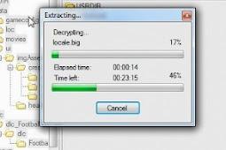 Cara Ekstrak Game PKG Menjadi Game Folder CFW2OFW PS3