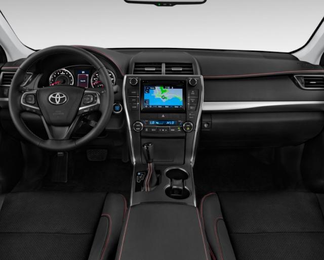 Toyota Camry 2017 Australia