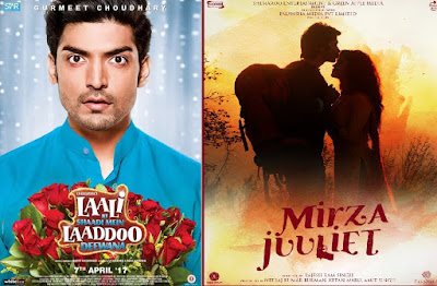 Bollywood Movies Releasing On 7th April 2017