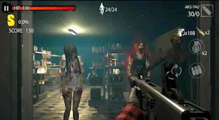 Zombie hunter dday mod