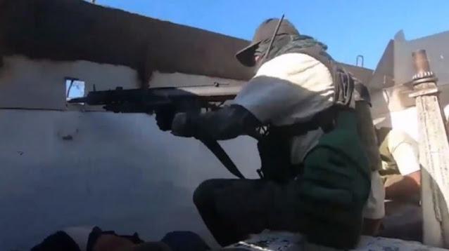 Video.- Perra balacera, El CJNG embosca a reporteros de Televisa del Noticiero de Denisse Maerker y autodefensas en Michoacán