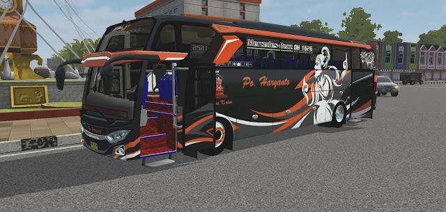 Update Mod Jetbus 3+ MHD Facelift