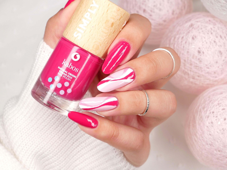 różowy lakier Kabos