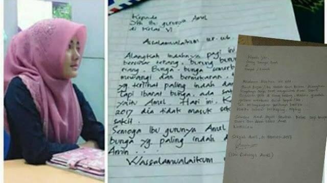 Berikut Keadaan Keluarga Amel Sebenarnya yang Sempat Jadi Viral di Medsos, Menyedihkan...