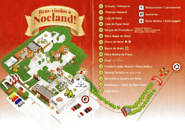 Noeland - maior evento de Natal no estado de São Paulo em Holambra