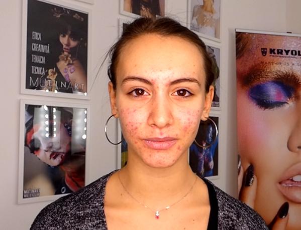 modena truccatrice acne make up artist sposa
