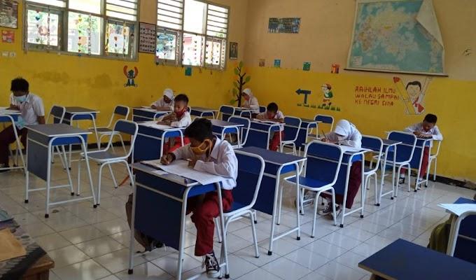 Pembelajaran Tatap Muka di Kabupaten Serang Sudah Dimulai