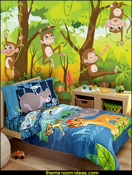 Disney Lion Guard Prideland Adventures bedding   jungle wall murals
