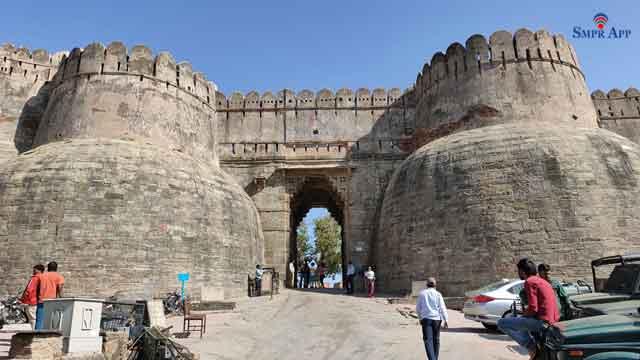 kumbhalgarh fort tourist attractions and history