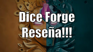 Dice Forge the board game reseña