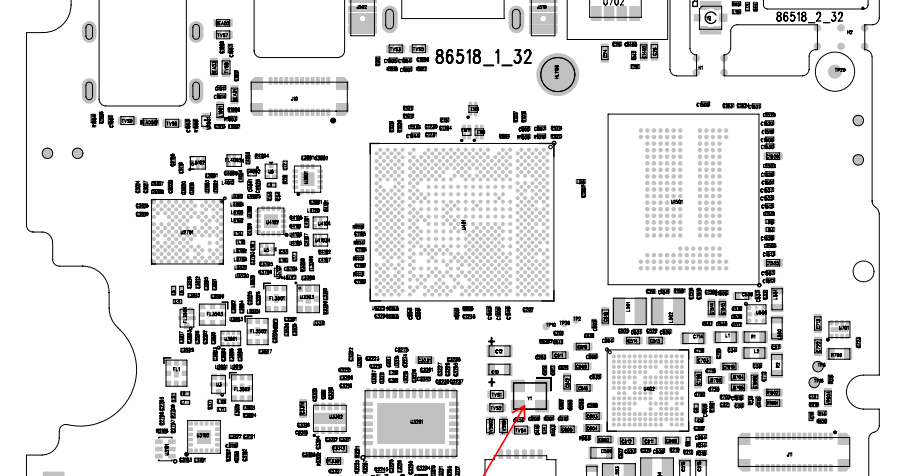 Skematik Diagram Lenovo A6000 Asli 100% | ADANICHELL