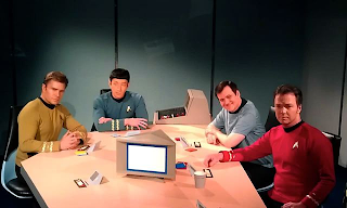 Star Trek Continues conference room