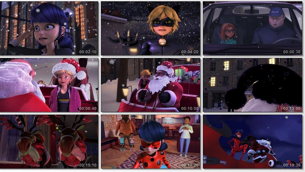 Download Miraculous: Tales of Ladybug & Cat Noir - A Christmas Special (2016) Dual Audio (Hindi-English) 480p [120MB] | 720p [600MB] | Moviesflix - MoviesFlix | Movies Flix - moviesflixpro.org, moviesflix , moviesflix pro, movies flix
