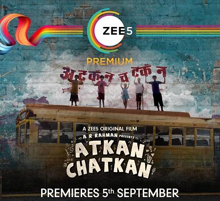 Atkan Chatkan (2020) Hindi 720p HEVC WEB-HDRip x265 AAC DD 2.0 Esubs – 650 MB