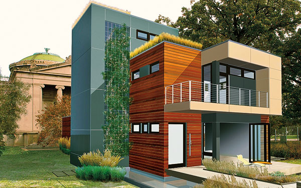 Home interior design colourful modern homes exterior - Interior and exterior home design ...