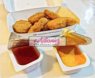 The BTS Meal McDonalds Malaysia