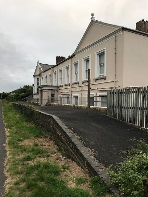The former Royal Hotel Station, Bideford, Devon