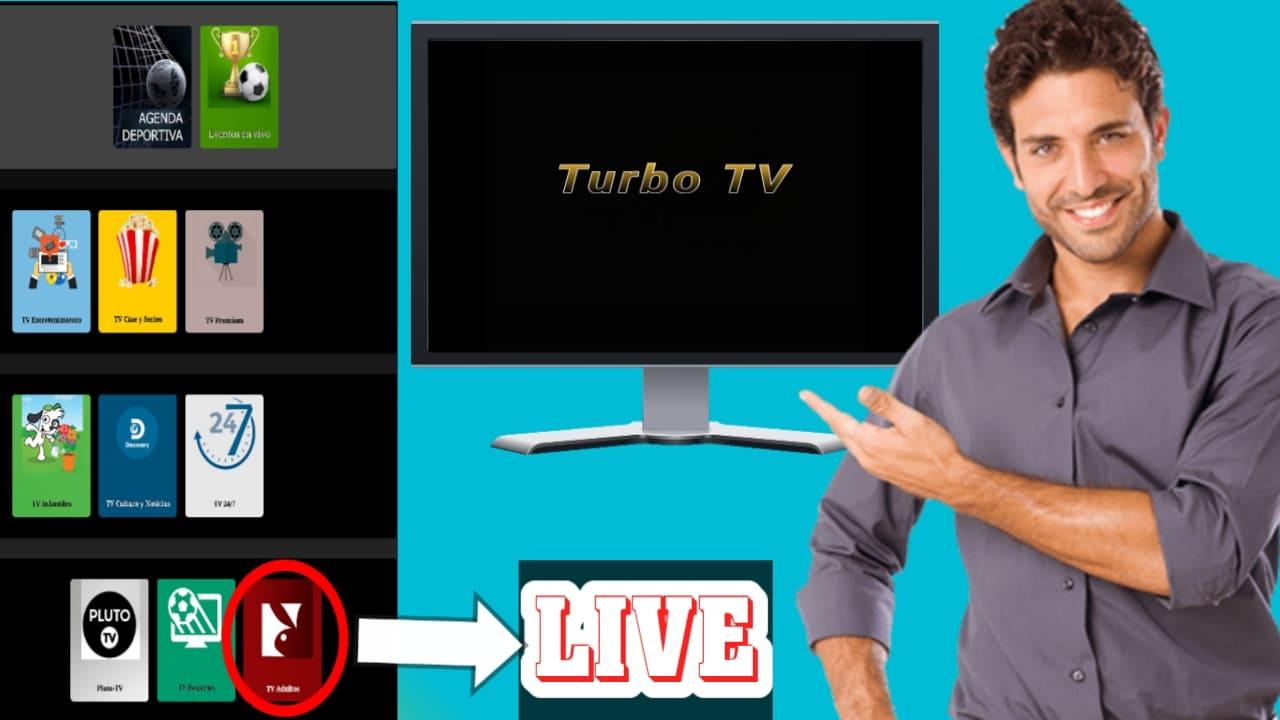 Turbo Tv شاهد القنوات اللاتينية من منبعها المشفرة مع باقات محظورة مجانا